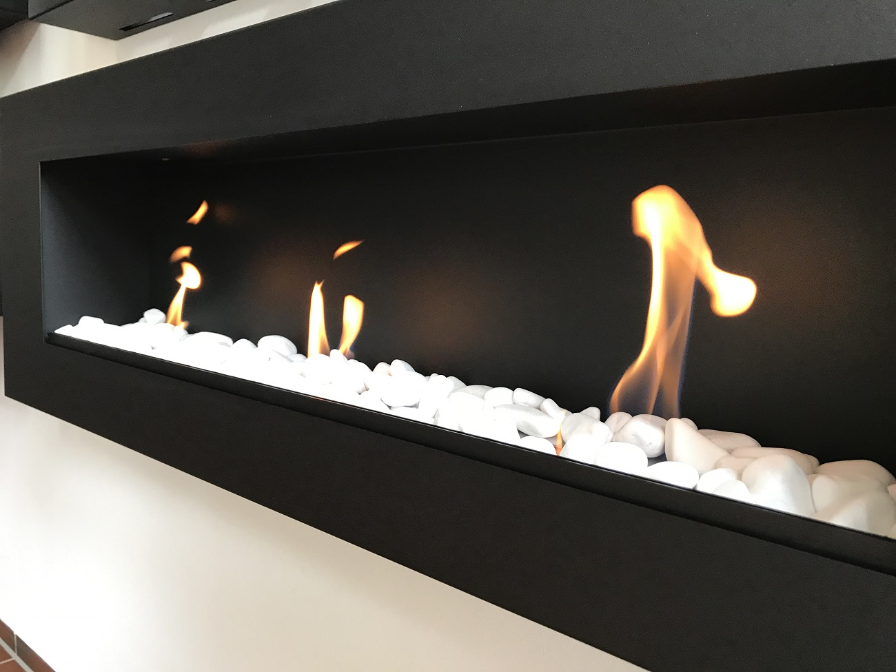 bio ethanol kamin wandkamin kamin gelkamin mit glasscheibe 3 brenner 120x40cm ebay. Black Bedroom Furniture Sets. Home Design Ideas